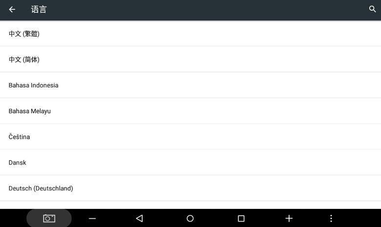 Teclast X10 3G 日本語なし