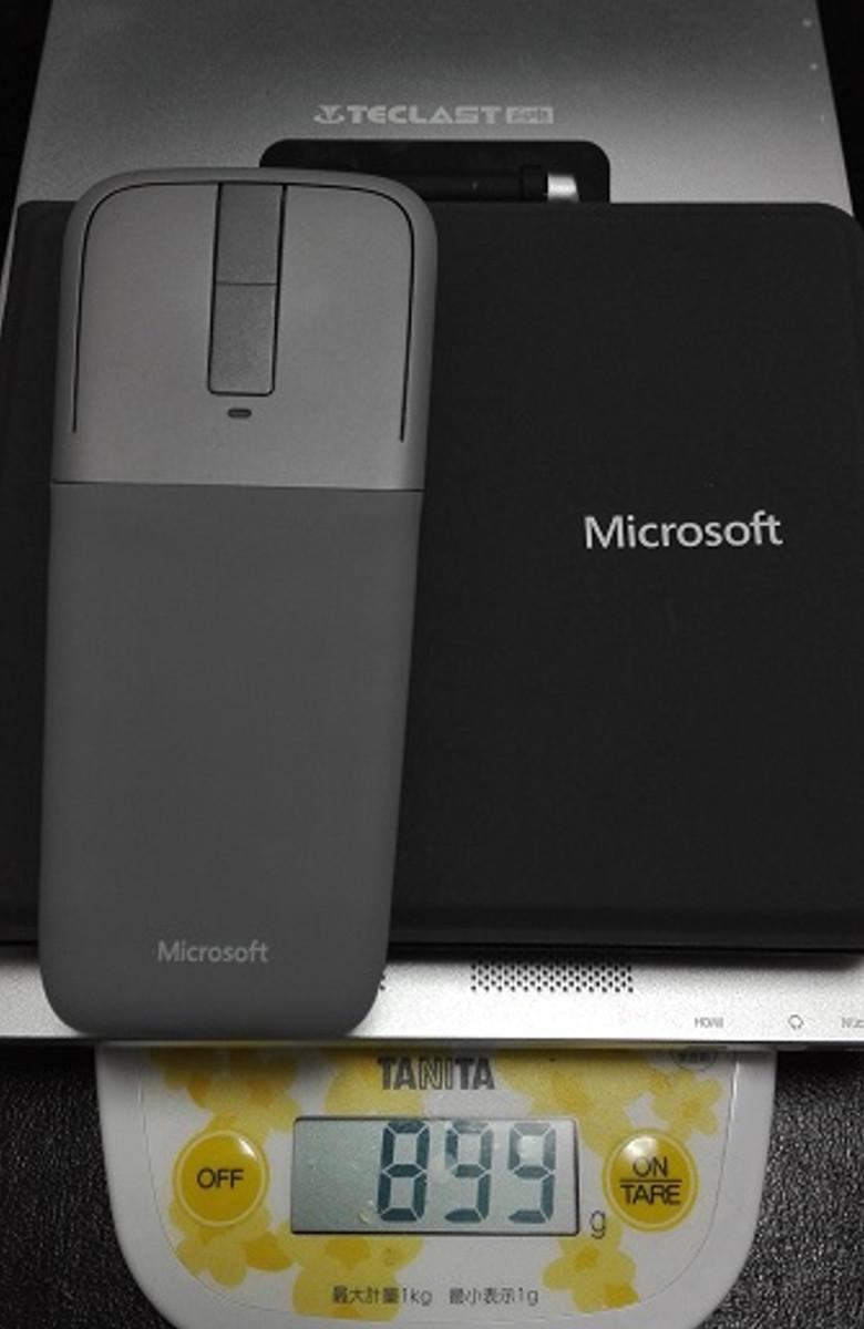 Teclast X98 Plus 3G 周辺機器と重量測定