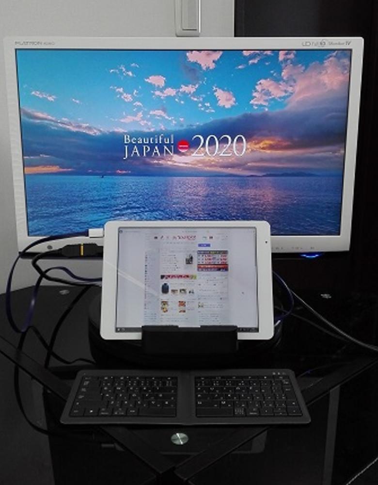 Teclast X98 Plus 3G 外部ディスプレイ出力