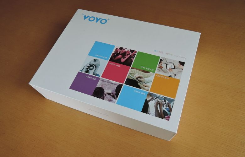 VOYO VBook V1 外箱