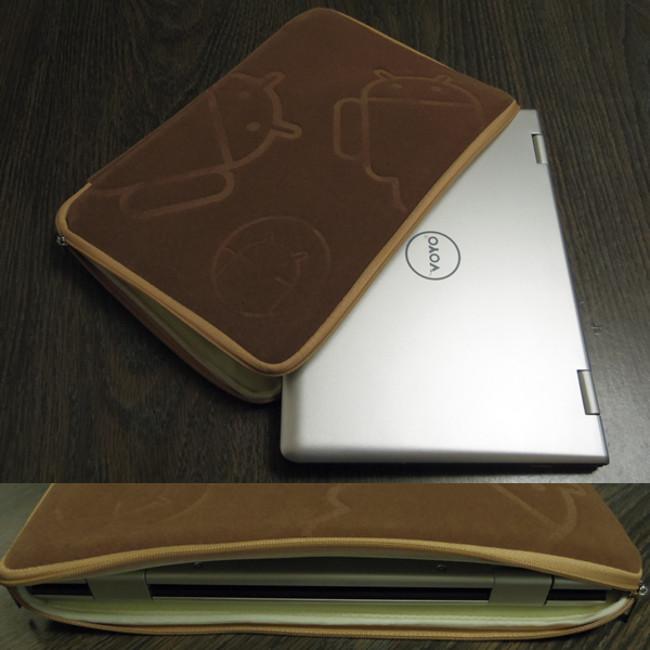 VBook V1を収納するケース