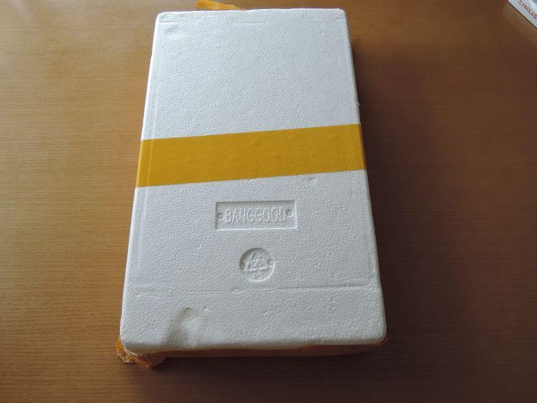 Banggoodからの荷物 Original Box 外観