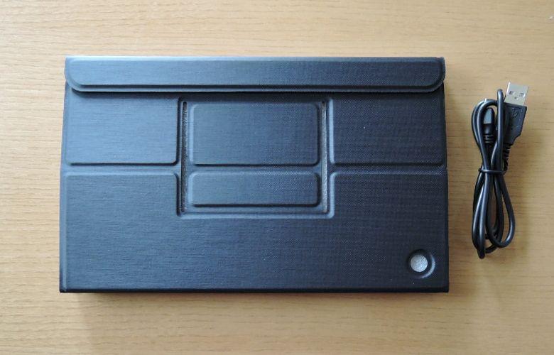 Diginnos DG-D08IW2 キーボード 同梱物