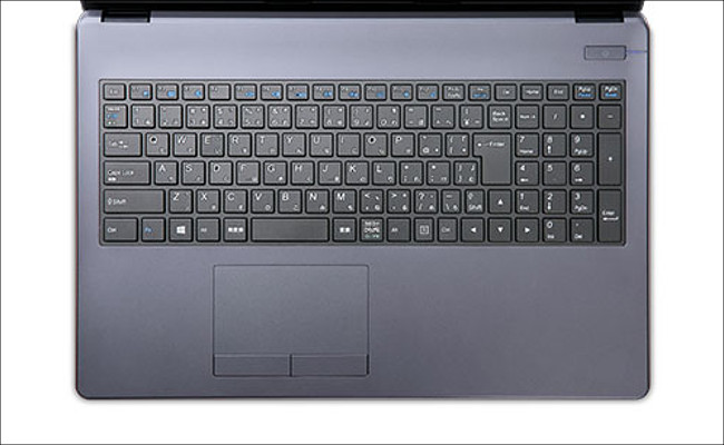 iiyama Stl-15HP033-C-EES キーボード