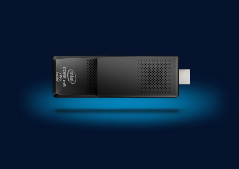 Intel Compute Stick Core mモデル