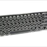 KEIAN KFK51N - 茶軸メカニカル、レトロデザイン、でも詳細不明!めっちゃ気になるキーボードを見つけたよ!