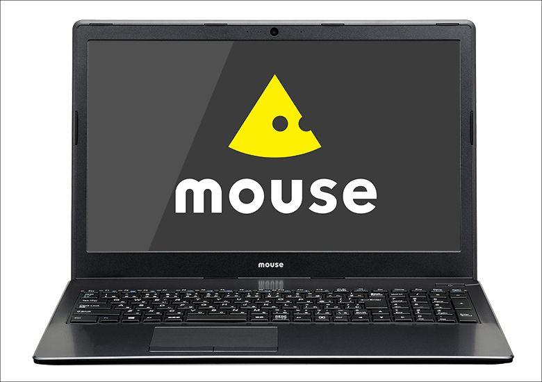 マウス m-Book B501E 筐体