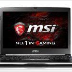 MSI GS32 6QE SHADOW - 13.3インチで重さ1.2 kg!GeForce GTX950M搭載のゲーミングノート
