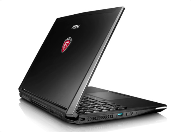 MSI GS32 6QE SHADOW 天板
