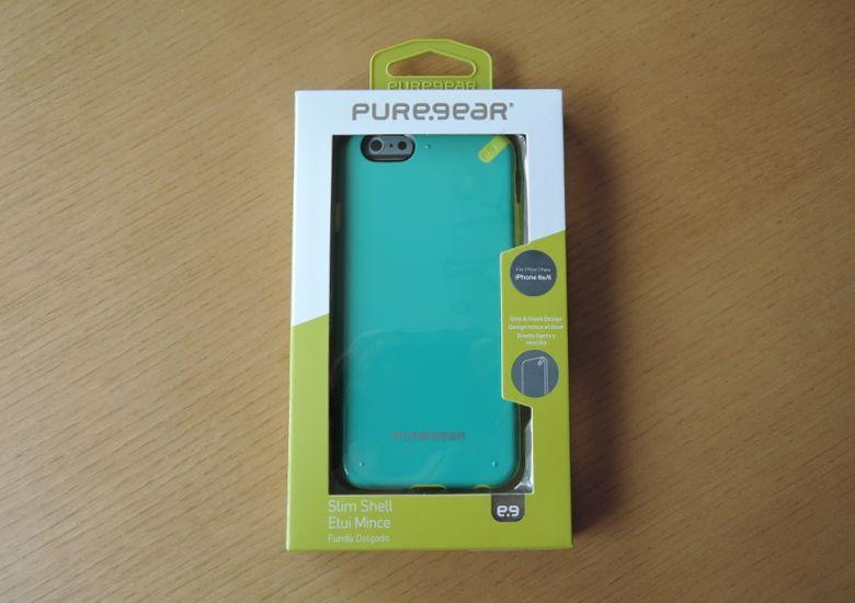 PureGear ハードシェルケース パッケージ