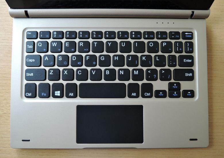 Teclast Tbook 10 キーボード