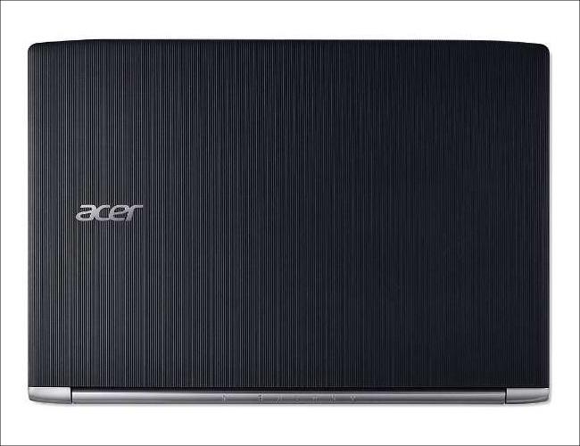 acer Aspire S13 天板