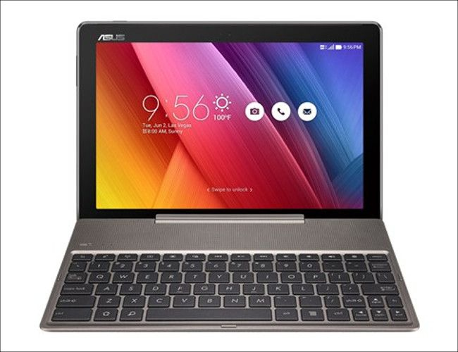 ASUS ZenPad 10 キーボード接続