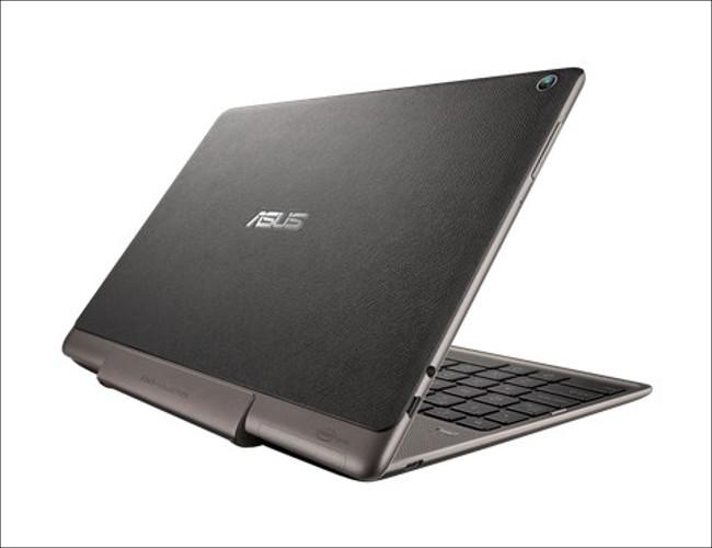 ASUS ZenPad 10 キーボード背面