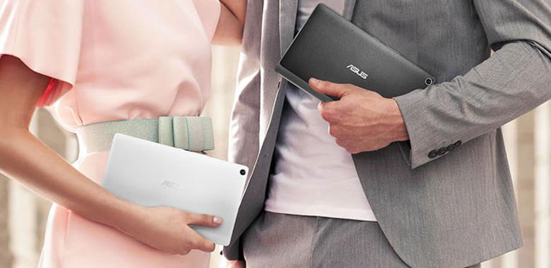 ASUS ZenPad 8.0 背面デザイン