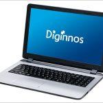 ドスパラ Critea DX11-F3 / DX11-H3 - Core i3搭載の15.6インチスタンダードノートがリニューアル!