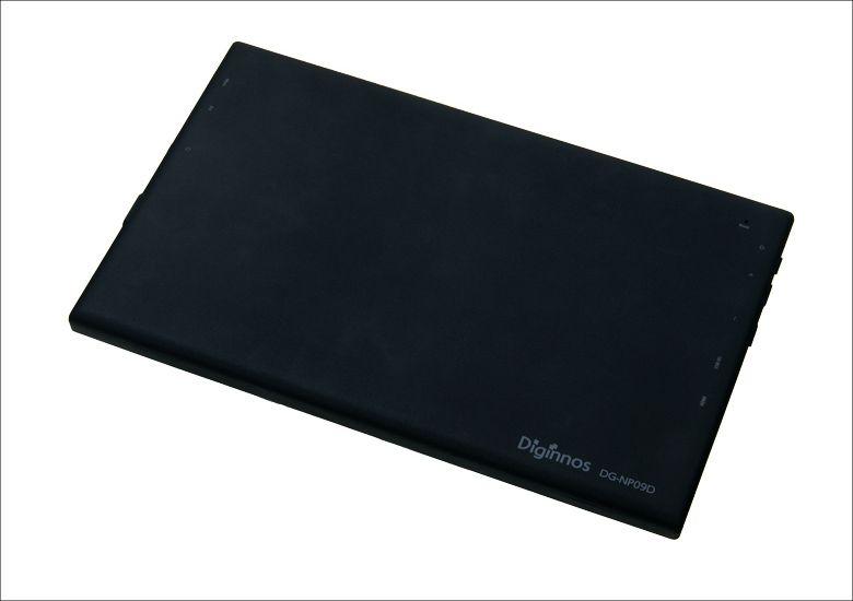 ドスパラ モバイルモニター DG-NP09D 背面