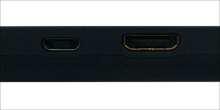 ドスパラ モバイルモニター DG-NP09D ポート