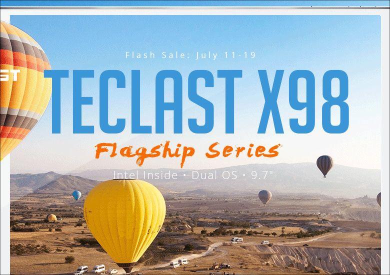 Teclast X98のセール