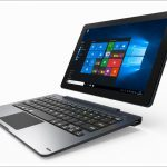 KEIAN KBM100K - キーボード付属のCherryTrail搭載10インチ Windows タブレット、これも期待できる!