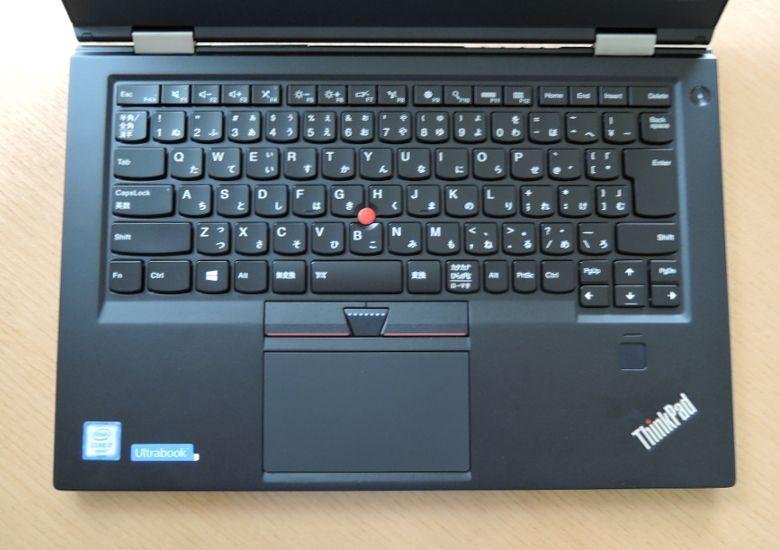 ThinkPad X1 Carbon キーボード