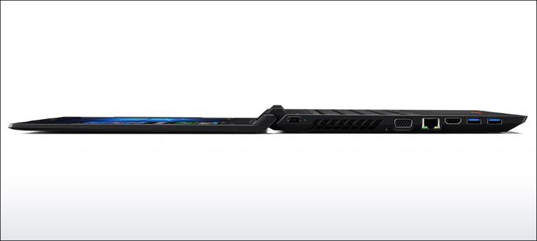 Lenovo V310 14インチ 水平