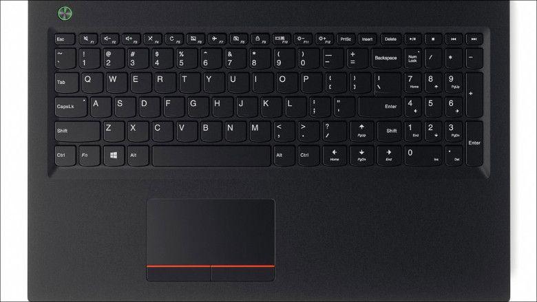 Lenovo V310 15.6インチ キーボード