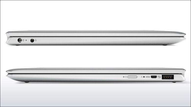 Lenovo YOGA 710 側面