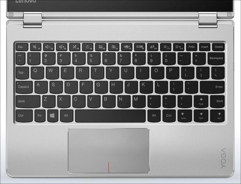 Lenovo YOGA 710 キーボード