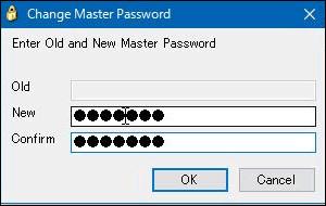 carot DAV マスターパスワード2
