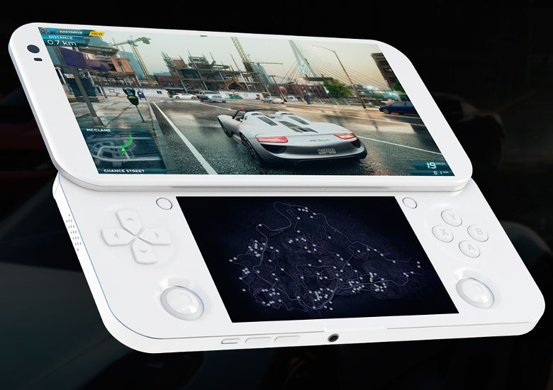 PGS Portable Console for PC games 外観