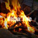 Microsoft ストアアプリ - Relax Fire 超絶シンプルな癒やしアプリ、サウンドに惹かれる