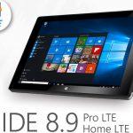ソフトバンク C&S CLIDE 8.9 - SIMフリーの8.9インチタブレットがLTE対応になってパワーアップ