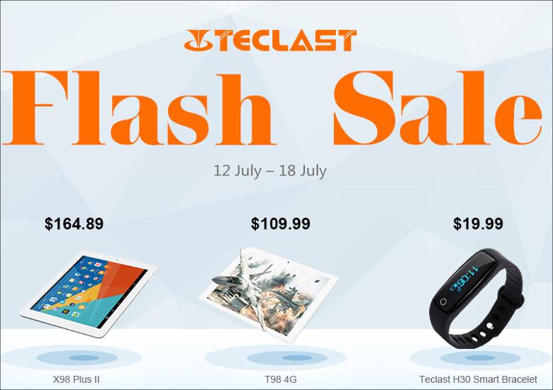 geekbuying Teclast Flash Sale