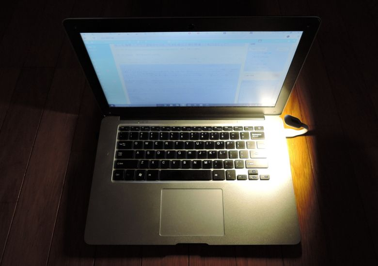 Xiaomi USB LEDポータブルライト