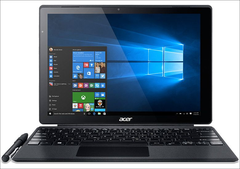 acer Switch Alpha 12 筐体