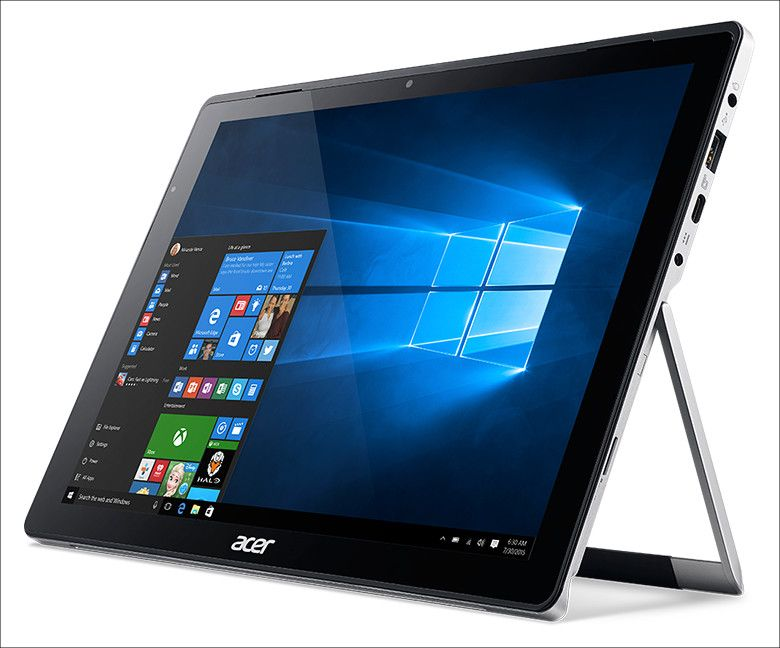 acer Switch Alpha 12 タブレット本体