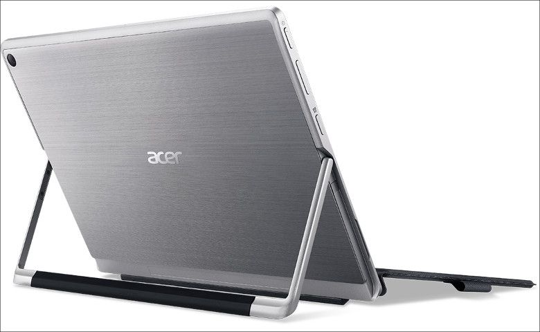 acer Switch Alpha 12 背面