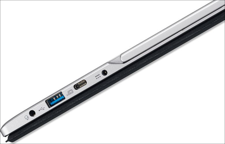 acer Switch Alpha 12 ポート