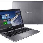 ASUS VivoBook R416SA - 14インチのノートPC、薄型でモバイル利用もできて、低価格!