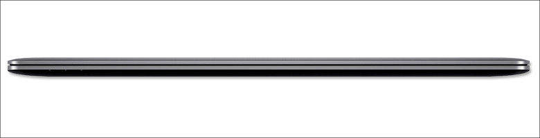 ASUS VivoBook R416SA 薄さ