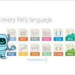 Microsoftストアアプリ – Converter Bot 多形式のファイルを相互変換!(miyuki)