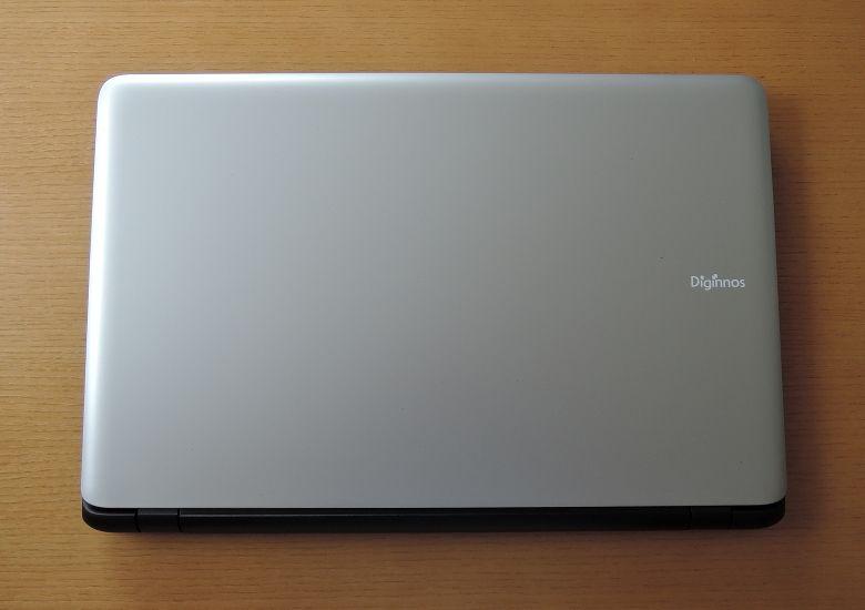 ドスパラ Critea DX11-H3 天板