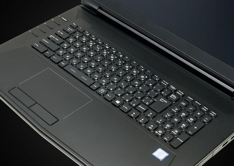 ドスパラ GALLERIA QSF1070HGS キーボード