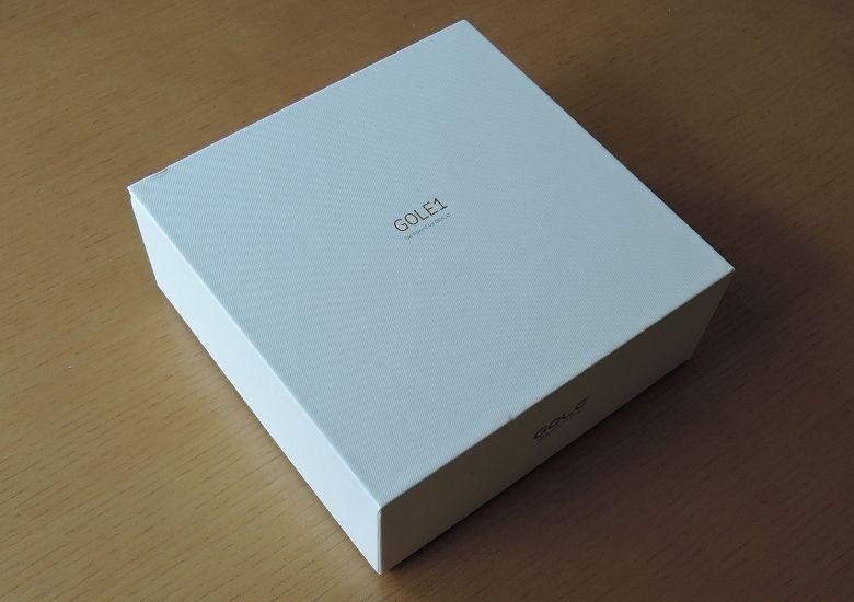 GOLE 1 外箱