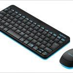 ロジクール ワイヤレスコンボ MK245 NANO - コンパクトなキーボードとシンプルなマウスのセット、レシーバーもひとつなのでタブレット向き!