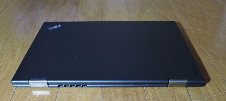 Lenovo ThinkPad X1 Yoga 背面