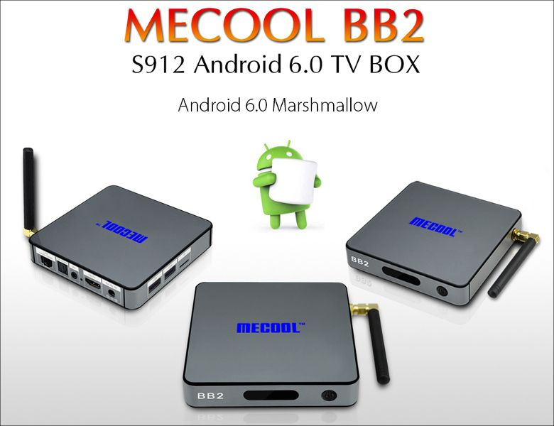 MECOOL BB2 Amlogic S912
