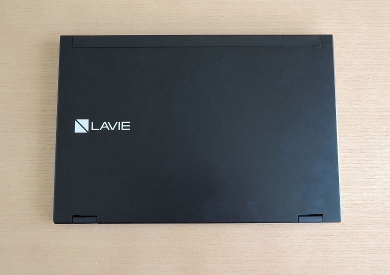 NEC LAVIE Direct HZ 天板