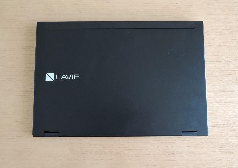 NEC LAVIE Direct HZ 天板